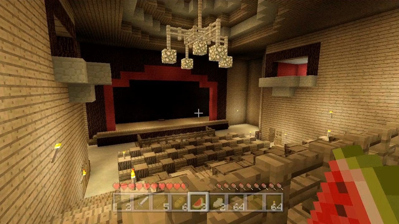 Minecraft How To Make A Room