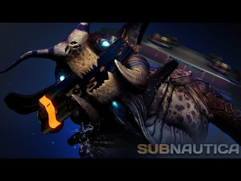 Subnautica - She's BACK From The DEAD?!? - The BIG Rocket Blunder, Sea Emperor Revival - Gameplay