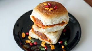 Kutchi Dabeli - Famous Street Food of Gujarat - Recipe By Teamwork Food
