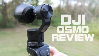 DJI Osmo Review | BEST All-In-One Camera System + Gimbal | DansTube.TV