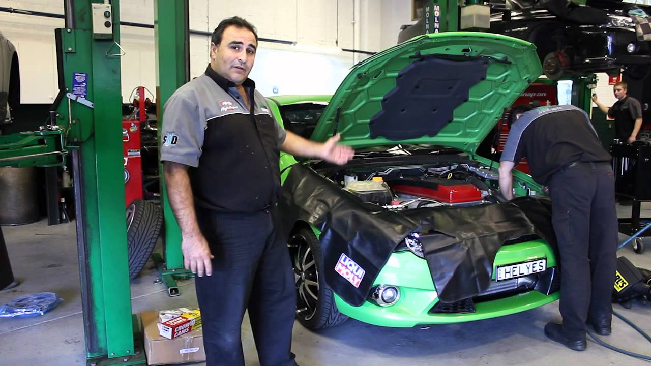 Ford FG XR6T Upgrades and Tuning