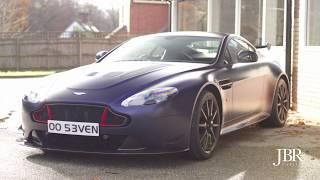 Aston Martin V12 Vantage S Red Bull Edition review
