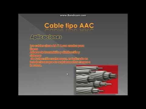 Conductores Electricos / SISTEMA DE TRANSMISION ALTA TENSION / AAC / AAAC