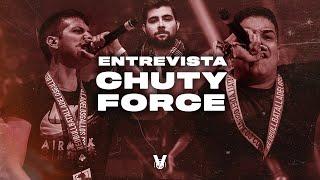 ENTREVISTA CHUTY Y FORCE en DIRECTO 🔥   EL V ELEMENTO