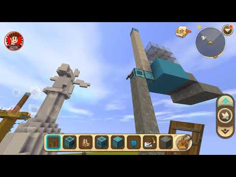 Mini world Block Art TUTORIAL ELEVADOR !!!