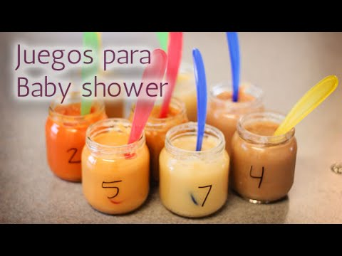 10 Juegos Para Baby Shower Sencillos Y Divertidos Hd Youtube