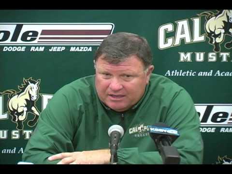 Cal Poly Men's Soccer Head Coach Steve Sampson