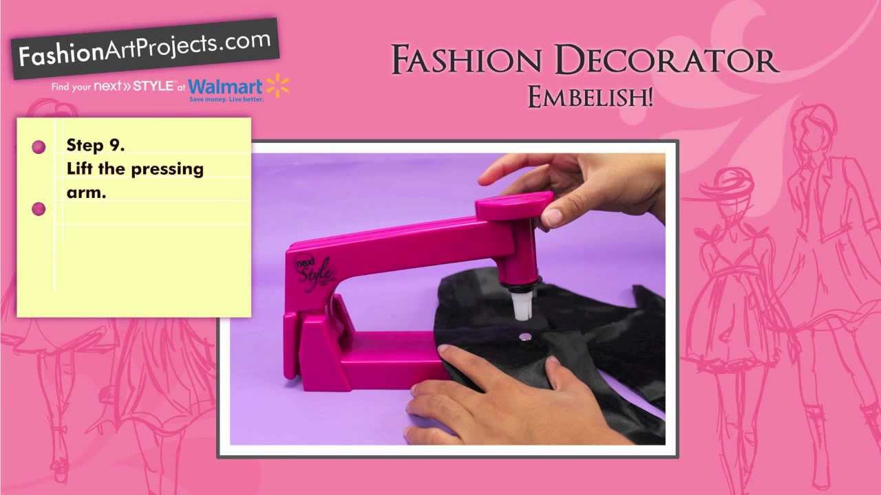 How To Use The Fashion Decorator Mynextstyle Com Youtube