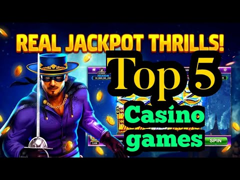 🔥Top 5🔥 Casino 🎳 Games (Android) 2020