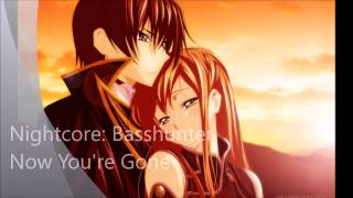 Nightcore: Basshunter - Now You
