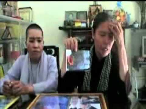 Video nhà ngoại cảm được linh hồn bác sĩ Đặng Thùy Trâm chữa bệnh