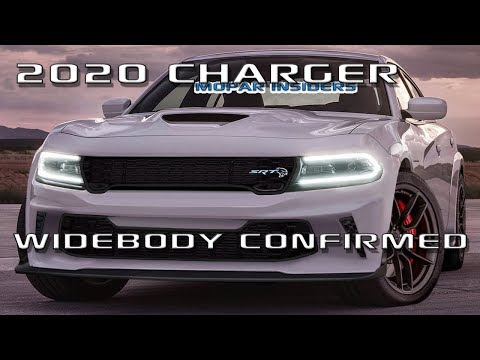 The 2020 Dodge Charger Widebody Is COMING! We Have The Details...