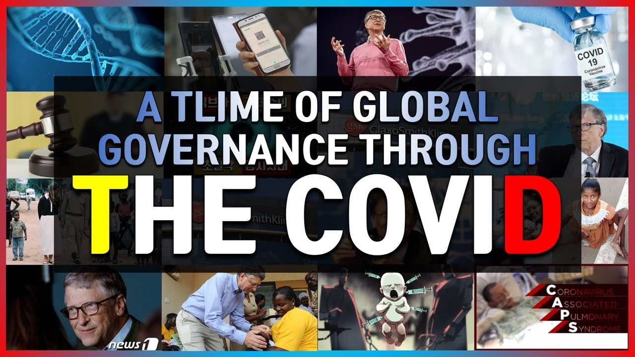 A TIime of Global Governance Through the COVID -Pastor Choi Ho Young-