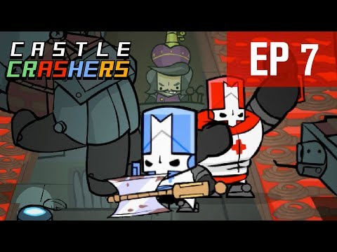 INDUSTRIAL WAR MACHINES | Castle Crashers - EP 7