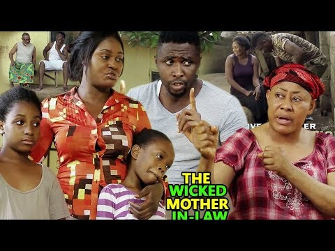 Download The Wicked Mother In-Law 7&8 - Chizzy Alichi 2018 Newest/Latest Nigerian Movie/African Movie Full HD