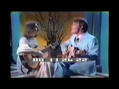 FOUR STRONG WINDS  Glen Campbell and Judy Collins
