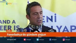 #CANLI - Fenerbahçe Başkanı Ali Koç açıklama yapıyor