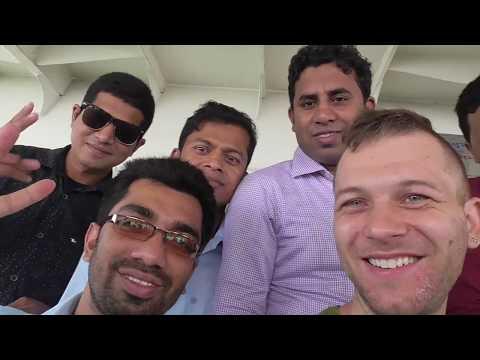 My Expat Diary - Bangladesh Day 3 (Dhaka River Cruise Boat Tour) 05/03/2018