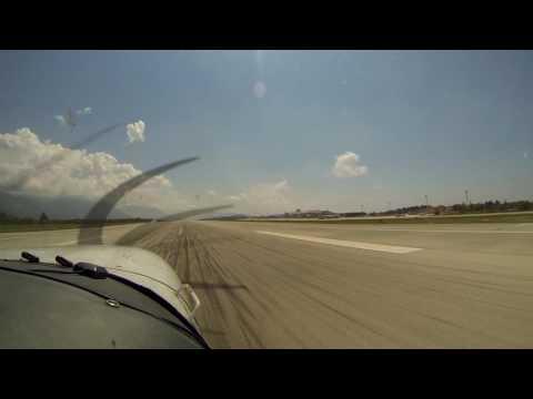 Cessna C172 Trip: Germany - Slovenia - Croatia - Hungary