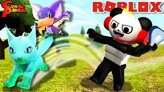 ROBLOX HAS A POKEMON GO GAME ! Let's Play Roblox Loomian Legacy with Combo Panda
