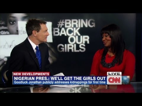 Nigeria abducted girls
