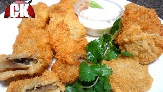 How To Make Fried Mushrooms - Easy Cooking!
