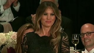 Trump: Melania gave exact same speech as Michelle