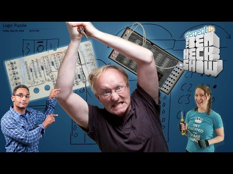 Ben Heck's Hackmanji Board Game Part 2