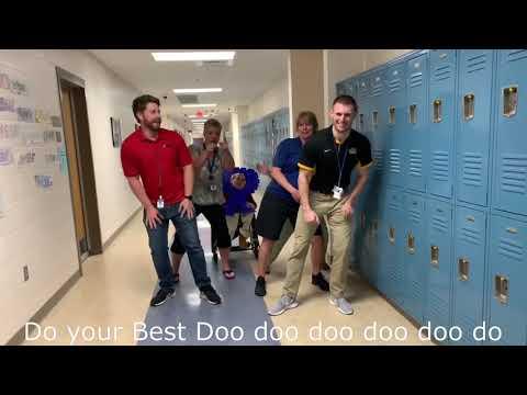 Twenhofel Middle School - K-PREP Testing Video - 2018 2019