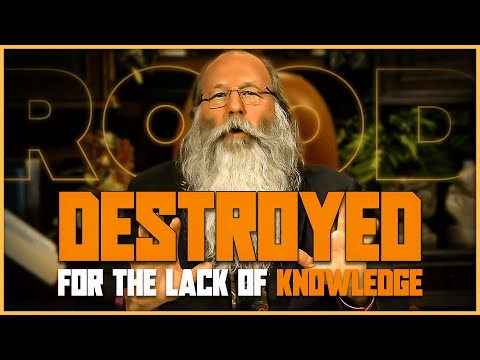 Destroyed For Lack of Knowledge | Shabbat Night Live