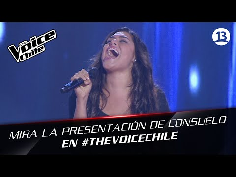 The Voice Chile   Consuelo Cifre - Are you gonna be my girl