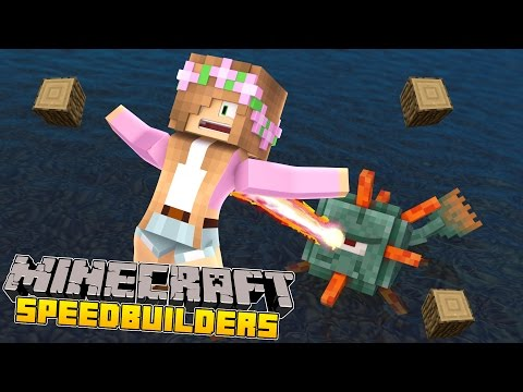 Minecraft - GWEN THE GUARDIAN BLOWS LITTLE KELLY UP!