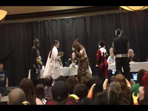 ALL-Con 2012 - Saturday Costume Contest.  Part 1 of 4