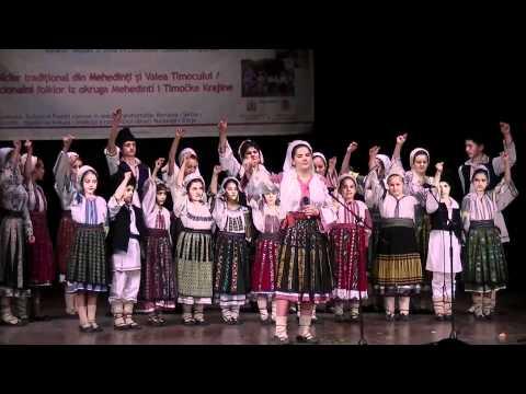 ANSAMBLUL LILIACUL- BAIA DE ARAMA ( SPECTACOL BOR -SERBIA)