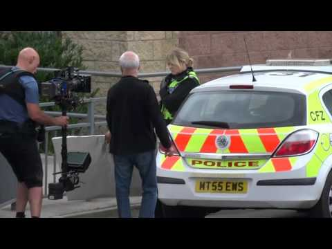 HAPPY VALLEY TV Drama Filming