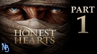 Fallout New Vegas (Honest Hearts) Walkthrough Part 1 No Commentary