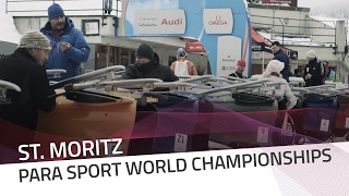 Para-bobsleigh athletes ready to rock and roll | IBSF Para Sport Official