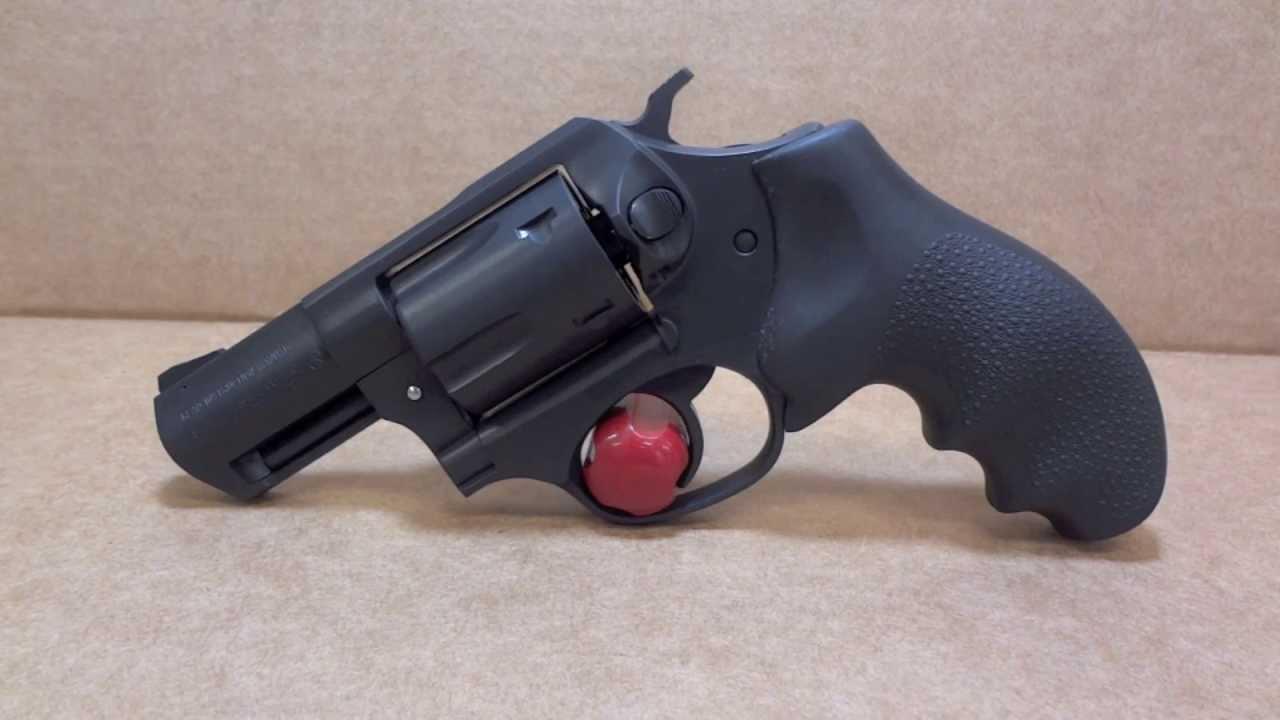 Ruger Sp101 357 Magnum 2 Inch With Graphite Black Cerakote