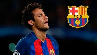 Neymar se va del Barcelona?