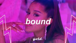 Gambar cover Ariana Grande ft. Banks Type Beat - Bound [RnB Pop Instrumental]