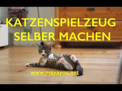 Katzenspielzeug Selber Machen