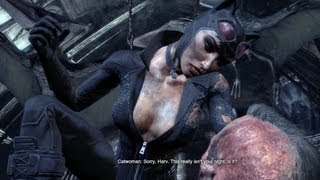 Batman Arkham City (Game of the Year Edition) - Catwoman Episode 4