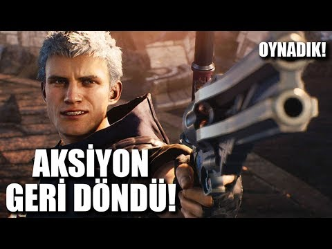 ÖZLEDİK BU OYUNU BE! // DEVIL MAY CRY 5 OYNADIK! thumbnail