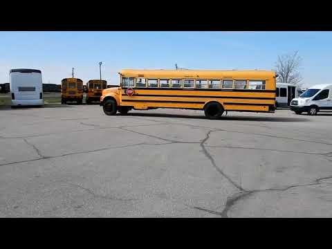 1998 International 3800 Thomas school bus for sale at auction | bidding  closes May 22, 2019