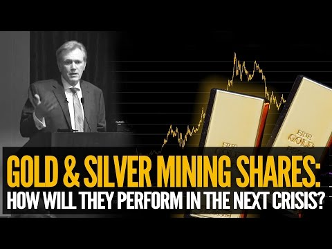 How Will Gold & Silver Mining Stocks Perform In Next Crisis? Mike Maloney