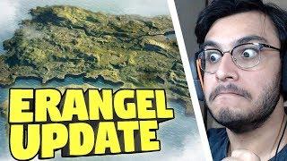 NEW ERANGEL 2.0 UPDATE | PUBG HIGHLIGHTS | RAWKNEE