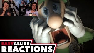 Super Smash Bros. Direct 8.8.2018 - Easy Allies Reactions