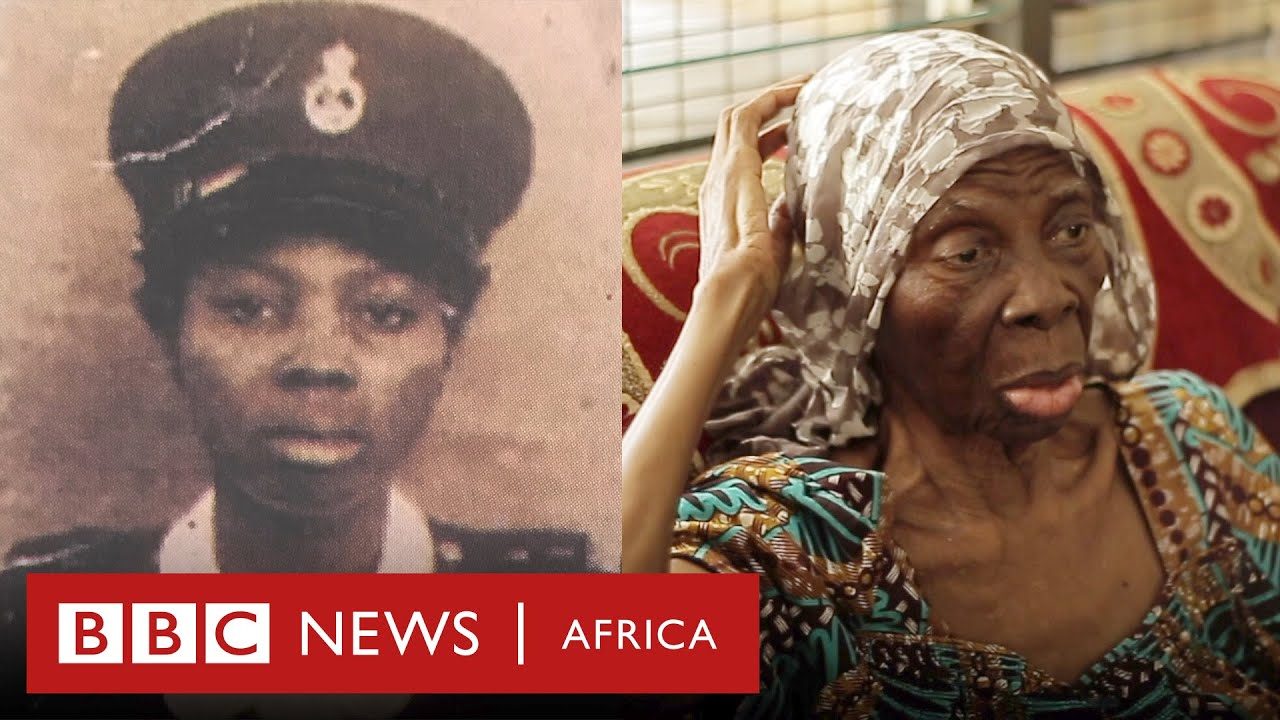 How Ghana's 'Police Woman One' Rosamond Asiamah changed lives - BBC Africa
