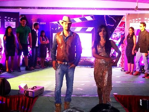 Cow Boy Show || Ramp Walk || Fashion Show || Bangalore