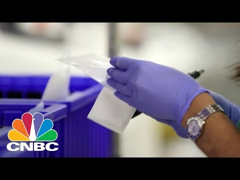 Automated Pharmacies Using Robots To Fill Prescriptions | NetNet | CNBC